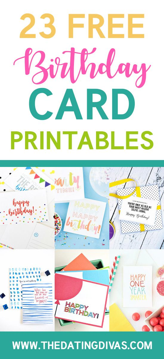 Πάνω από 25 κορυφαίες ιδέες για Free birthday card στο Pinterest - free birthday card printable templates