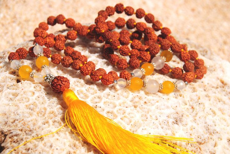Yellow Changgu Mala - prayer yoga mala / spiritual gift by HoliMalas on Etsy https://www.etsy.com/listing/469027615/yellow-changgu-mala-prayer-yoga-mala