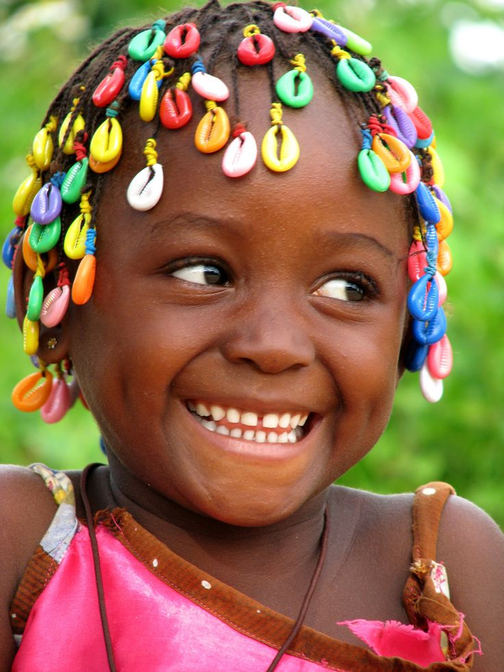 A smile that will light up any room! by PyngodanFace, Little Girls, Beautiful Smile, Hair Decor, South Africa, Children, Kids, People, Colors Hair