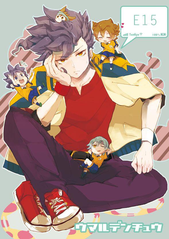 Victor Blade Inazuma Eleven Go