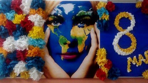 #BİLGE Coşkun Çetinpolat# 8 mart dünya kadınlar günü