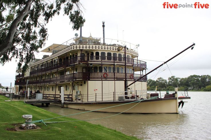 Murray River Cruise - Captain Cook