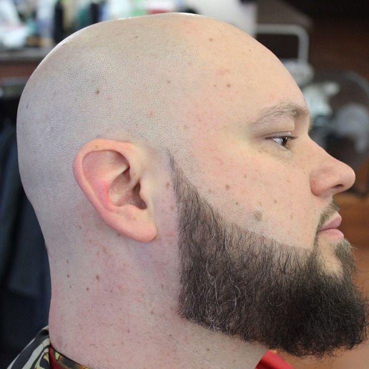 1000 Ideas About Bald Men Styles On Pinterest: 1000+ Ideas About Bald Head With Beard On Pinterest
