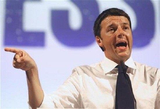Renzi: governare non è così facile Aggiunto da Giacomo Cangi il 30/04/2014. #Politica #Berlusconi #Governo #m5s #renzi