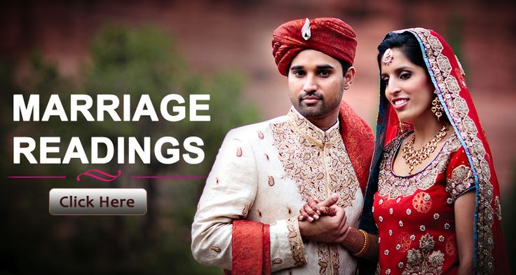 Why is there a delay in your marriage? Is there a solution? Get answers and guidance about your Marriage Prospects. Marriage is one of the most important decisions of life. Marriage is not just about love… it is about giving sharing, sacrifices, adjustments, in-laws, babies! Marriage is an association of two persons of opposite sex to live together and bring up a family a world of their own.This reading will tell you where the problem lies, and how best to resolve it.