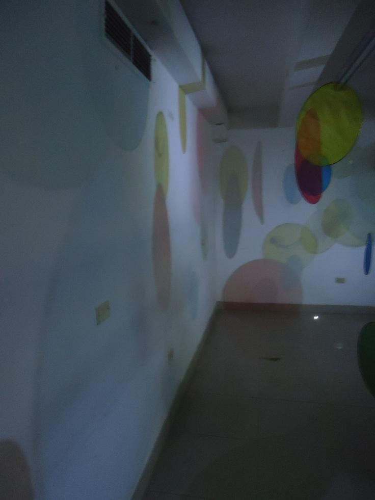Burble colors