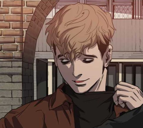just wanted to clear something up - I'm NOT interested in killing stalking because I want to promote a SERIOUSLY unhealthy relationship, I'm NOT interested in killing stalking because I approve the actions of stalking or serial killing - Sangwoo