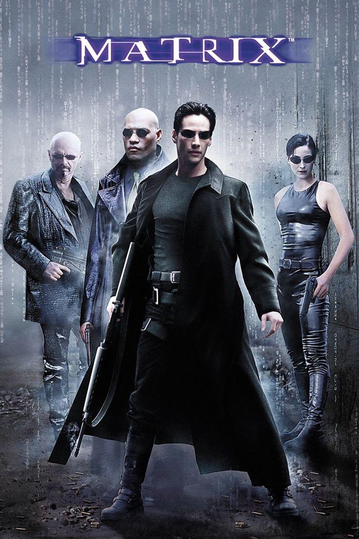 Matrix (1999) - Filme Kostenlos Online Anschauen - Matrix Kostenlos Online Anschauen #Matrix - Matrix Kostenlos Online Anschauen - 1999 - HD Full Film - Der Hacker Neo wird übers Internet von einer geheimnisvollen Untergrund-Organisation kontaktiert.