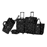 Sonoma 5-Piece Torrance Luggage Set - $71.99 w/ .99 cent Shipping (Was  230.00) @ Kohls.com. I want these!