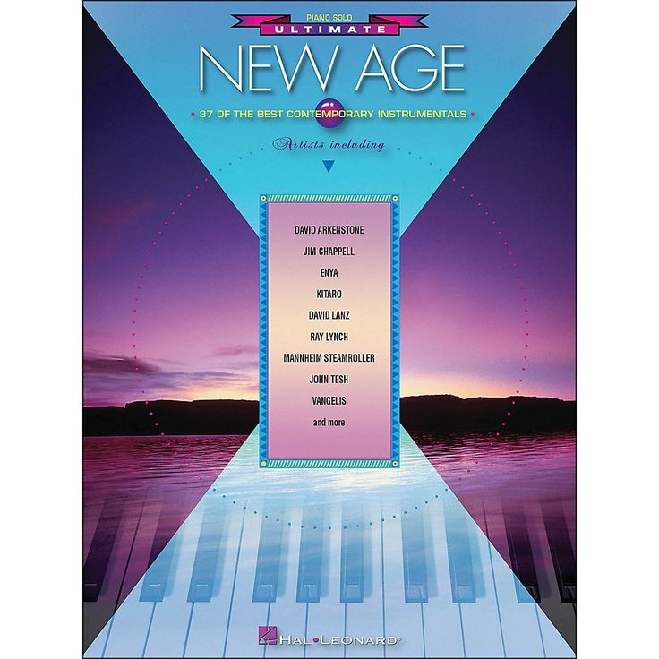 Hal Leonard Ultimate New Age Piano Solo - 39 Of The Best Contemporary