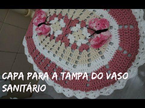 Tapete frente vaso jogo de banheiro borboletas - YouTube                                                                                                                                                                                 Mais