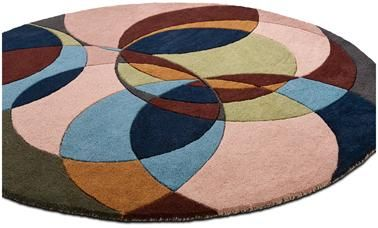 Contemporary round rugs - Quality from BoConcept