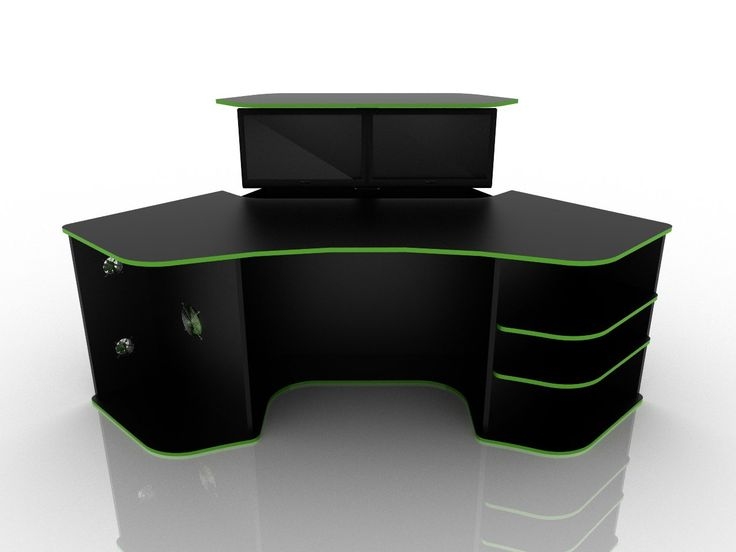1000 ideas about Gaming Desk on Pinterest
