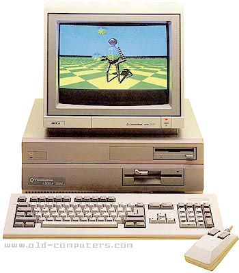 """I really enjoyed the better graphics and sound compared to a PC in that era. The 2000 was considered the """"high-end"""" model back in 1985."""