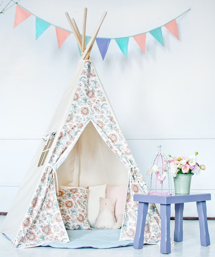 36 best teepee tipi cabane tente pour enfants images on pinterest tents child room and for