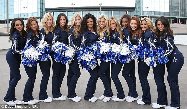 Wages | Weekly Dallas Cowboys Cheerleaders Blog