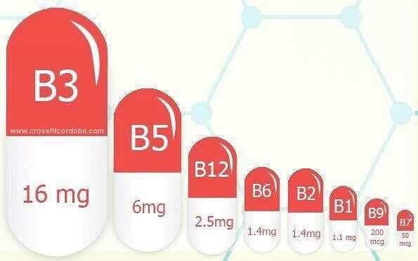 COMPLEJO VITAMINA B  https://www.facebook.com/CrossFitCordobaBox/posts/1039466409500558:0  #nutrition #vitamins #micronutrients #healthy #healthyeating #healthychoices #healthybalance #nature #realfood #paleo #enerzona #energy #recovery #crossfit #crossfitcommunity #crossfitmotivation #fitmeal #healthyfood #foodfuel #functionalfitness #nomnompaleo #superfood #magicfood #bestrong #cordoba #crossfitcordoba #personalnutrition by crossfitcordoba