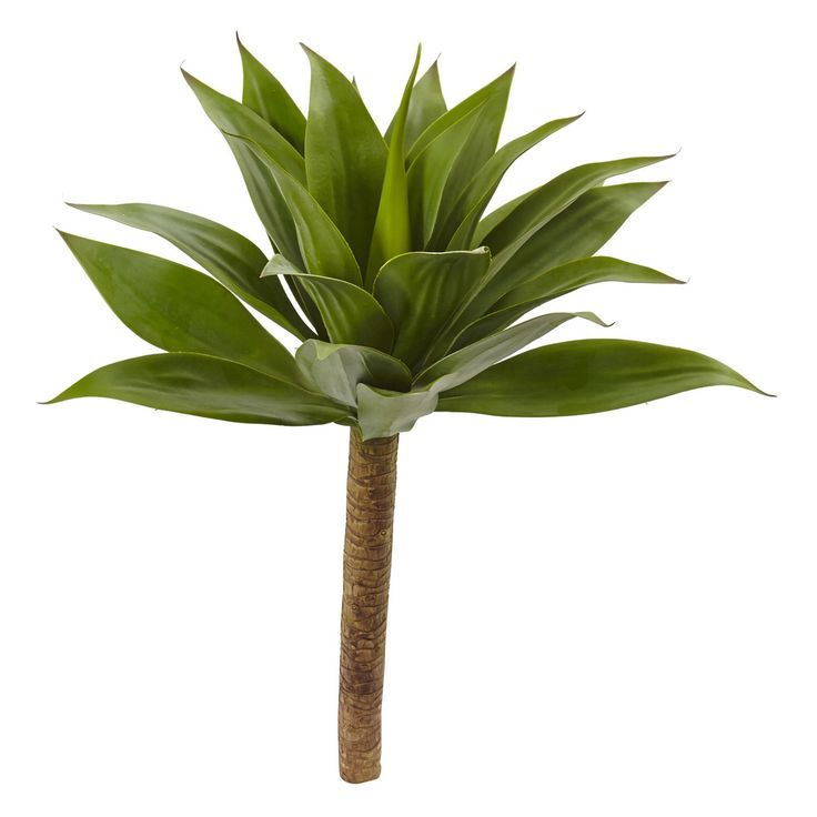Nearly Natural 32 in. Agave Silk Plant - 6165