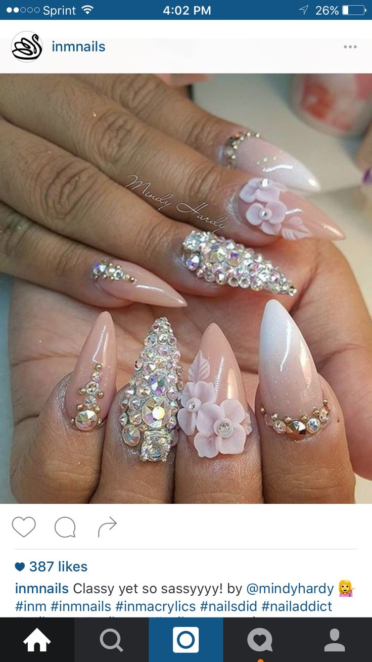 865 best Nails images on Pinterest   Acrylic nail designs, Acrylic ...