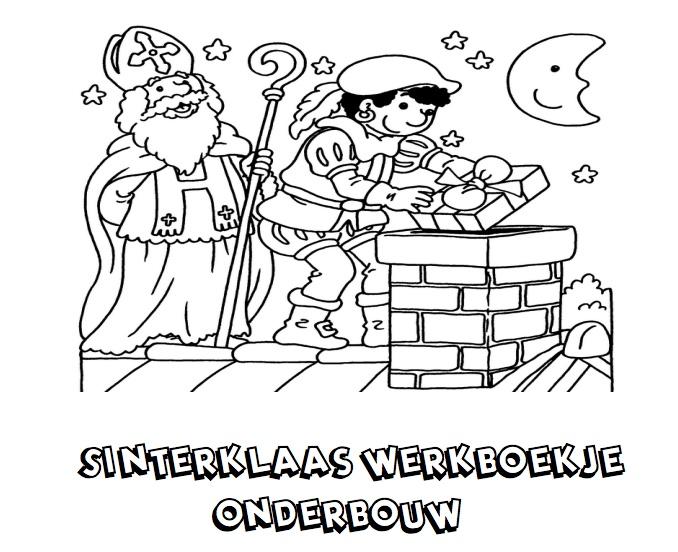 Sinterklaaswerkboekje Onderbouw  (klik voor PDF)