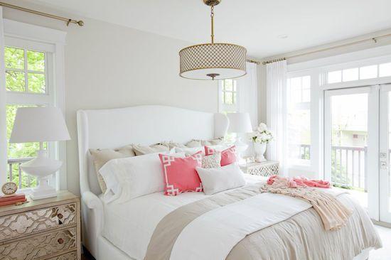 Girls Bedroom decorating ideas | Caitlin Wilson | Vancouver Bedroom of Jillian Harris
