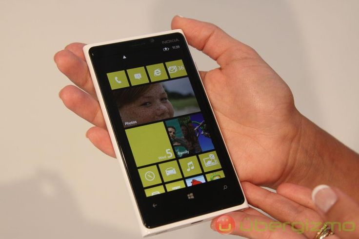 I want a Nokia Lumia 920 like yesterday!