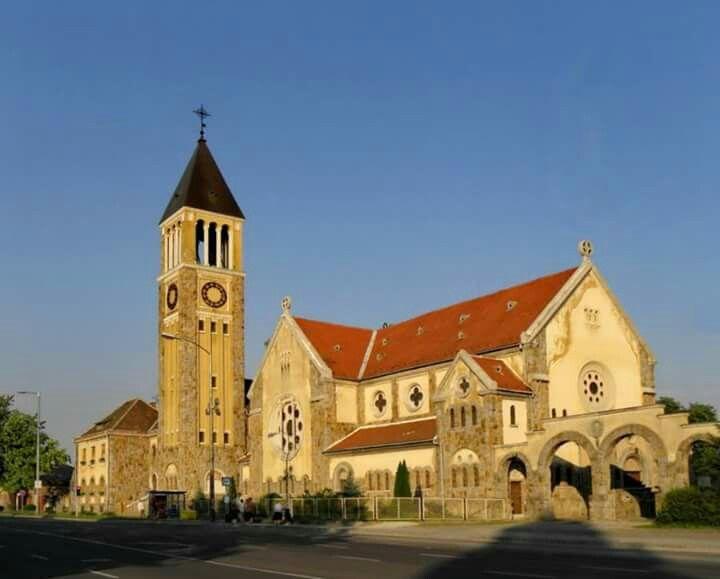 Gyárvárosi templom
