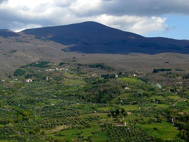 Monte Amiata - Top 10 Travel Destinations in Southern Tuscany