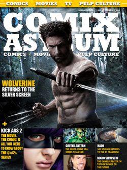 Comix Asylum Issue 3