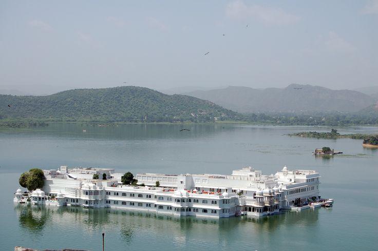 Fotografía: Juan José Cid - Hotel Taj Lake Palace, Udaipur NK