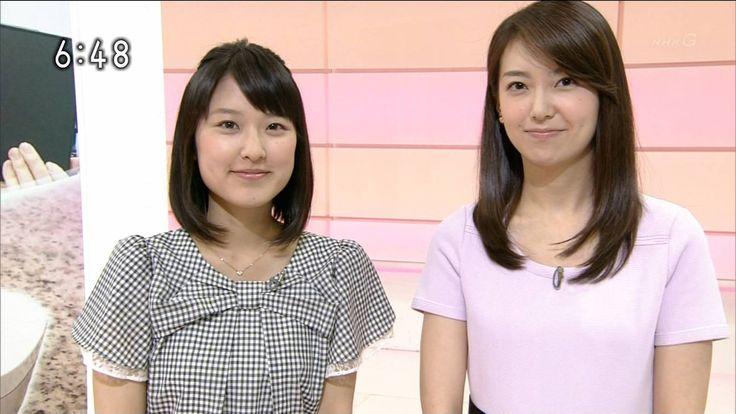 【悲報】NHK近江友里恵アナ、服の前後ろを間違える