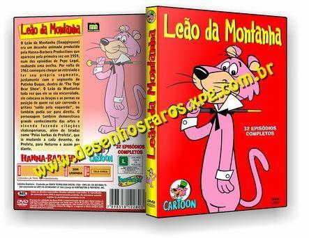 Desenho LEÃO DA MONTANHA COMPLETO E DUBLADO EM PORTUGUÊS. Garantia 100% de ENTREGA em MÃOS.  Dúvidas e Informações aqui: desenhosraros2005-livre@yahoo.com.br
