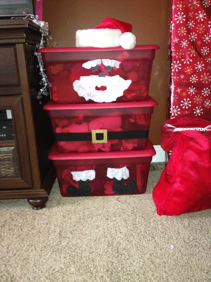Holiday Decoration Storage Ideas Part - 32: Christmas Storage