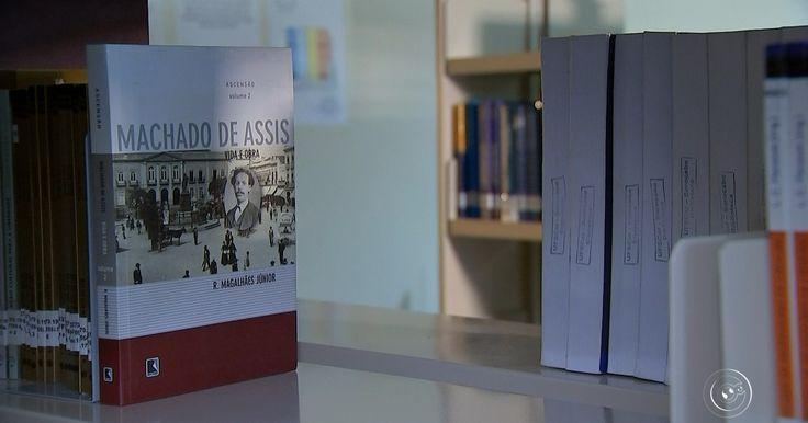 Em pesquisa, professora descobre que Machado de Assis era contador
