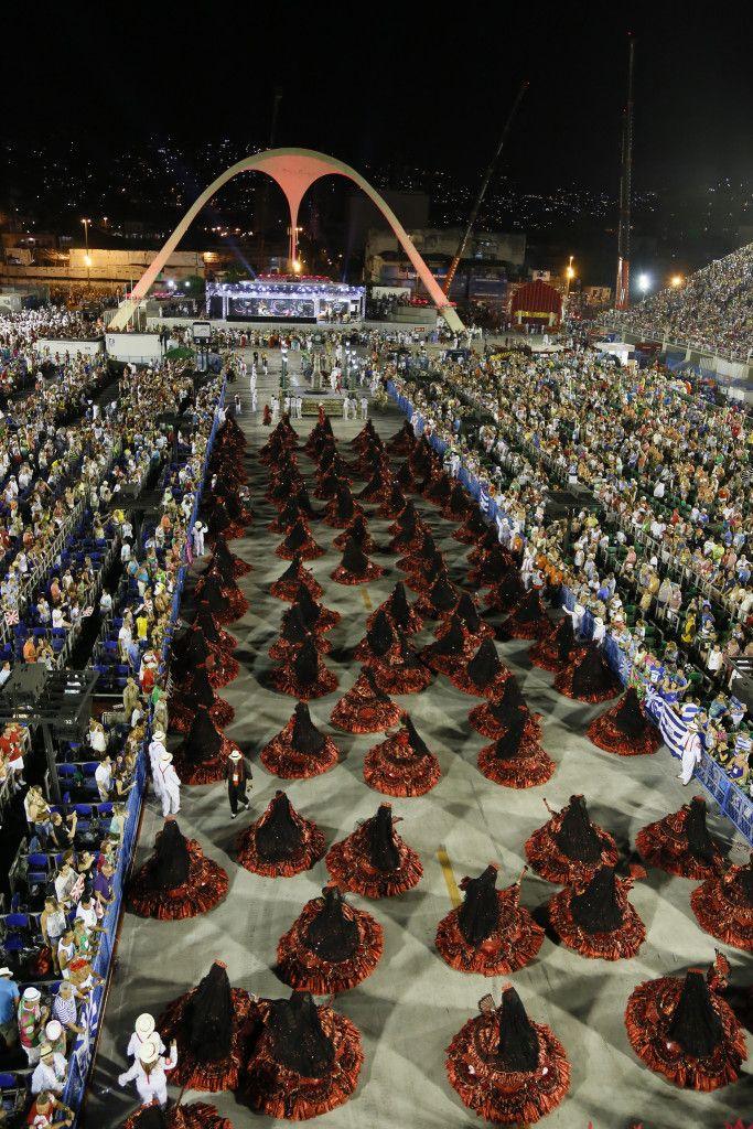 Carnaval 2016 Rio Grupo Especial: Salgueiro