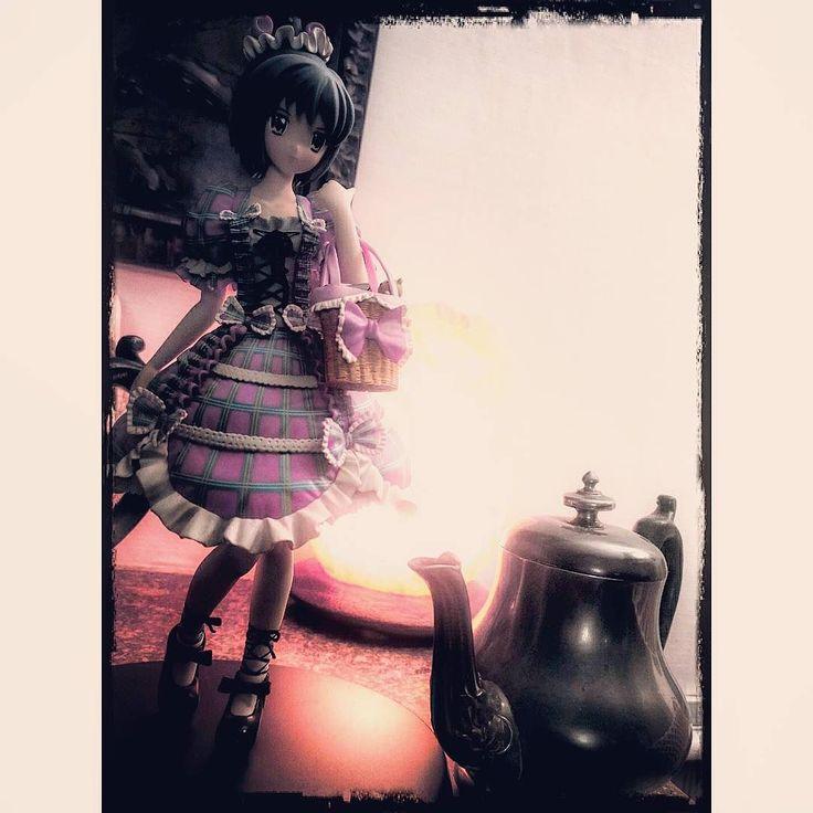 #yukinagato #haruhisuzumiya #otaku #figurine #figure #sweetlolita #kawaii #animenerd #nerdgasm #nerd #blerd #manga #melancholy #lightnovel #igeroftheday #iger #instaotaku #instanerd #instablerd #instamanga #instafigure #instakawaii #aliceinwonderland #nonaniversaire #teaparty