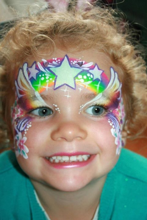 fairy face painting ideas - Google Search