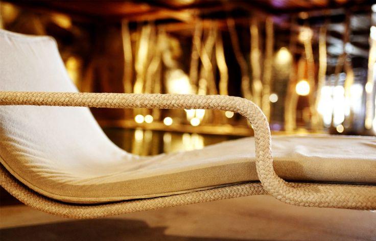 Cheval Blanc Hôtel Courchevel - Piscine & Fitness │ Bien-être et relaxation à Courchevel