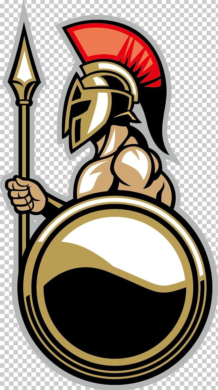 Roman Army Spartan Army Warrior Soldier Png Beautifully Vector Emblem Fantasy Galea Happy Birthday Vector Images Spartan Logo Roman Warriors Warrior Logo