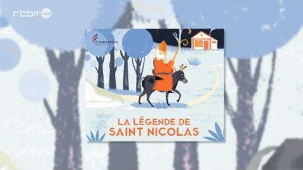 """HISTOIRE - LA LEGENDE DE SAINT-NICOLAS""""Il était 3 petits enfants qui s'en allaient glaner aux champs ..."""" dit la chanson.  Dans la version proposée par Robert Giraud et Julia Wauters, c'est dans la fo"""