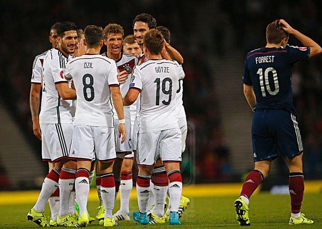 lamiafamilia (MY FAMILY): Jerman hampir ke Euro 2016
