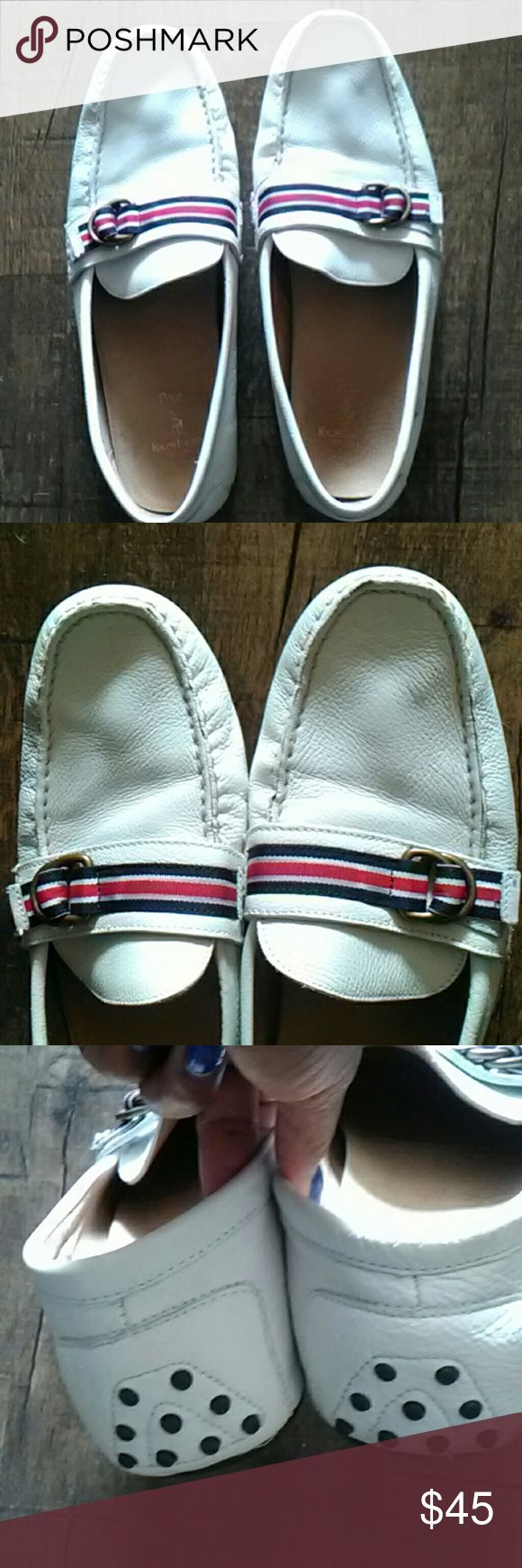 Polo Ralph Lauren Willem Men Loafers/Slip-Ons These shoes are in great condition with minor scuff. Polo by Ralph Lauren Shoes Loafers & Slip-Ons