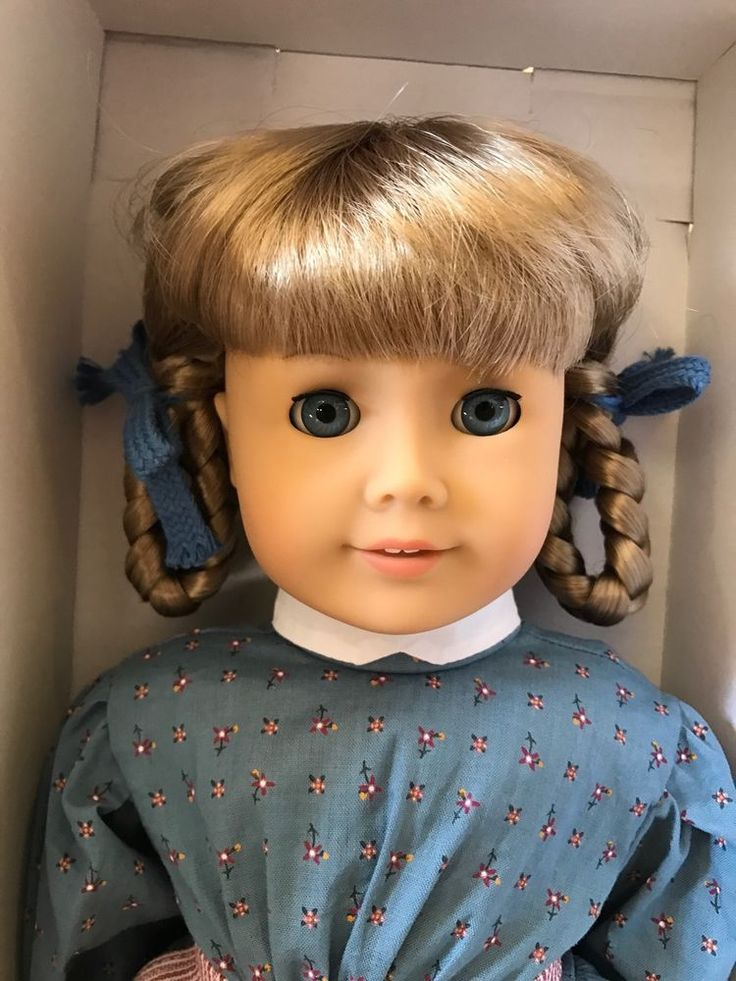 American girl kirsten doll book pb retired new nib