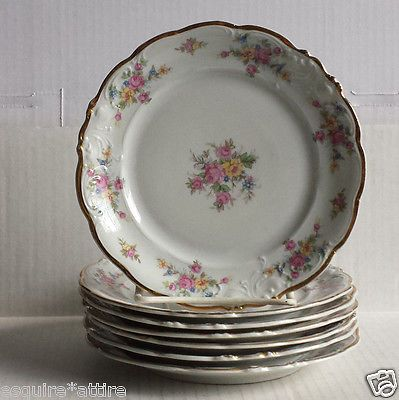 7-Vintage-Walbrzych-Fine-China-4-Plates-Made- & 48 best China and Glass Wawel / Royal Kent / Walbrzych images on ...