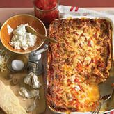 Recipe Box: Classic Cheese Lasagna-OMIT THE NUTMEG!