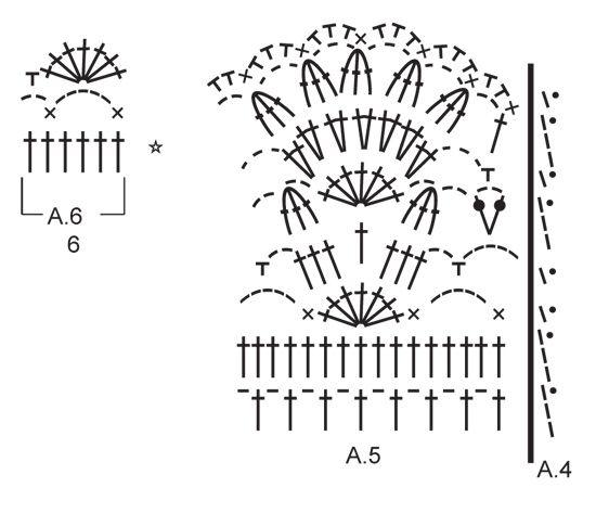 """Lacey Days Jumper - Jersey de ganchillo DROPS con patrón de calados y canesú redondo, tejido de arriba abajo en """"Cotton Light"""". Talla: S - XXXL. - Free pattern by DROPS Design"""