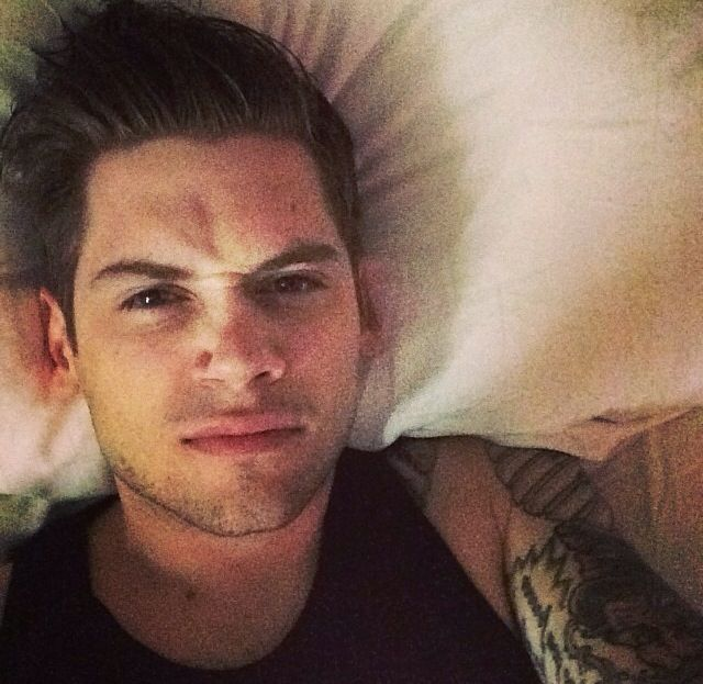 Tony Oller!!! First saw him on the thundermans and I fell madly in love with this man