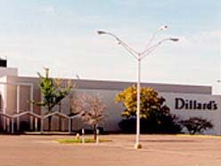 Dillards clearance center at West Town Center in Cincinnati