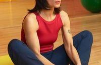 Joga - ćwiczenia wzmacniające i rozciągające mięśnie pleców