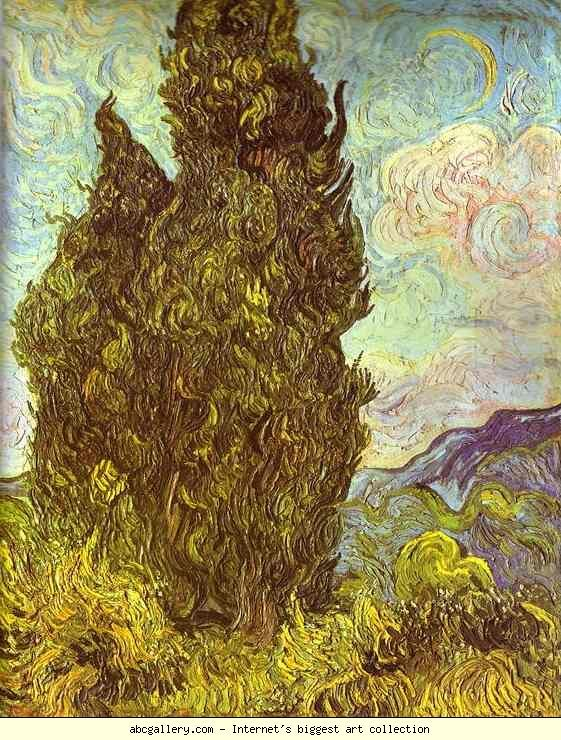 Vincent Van Gogh S Largest Painting Painted